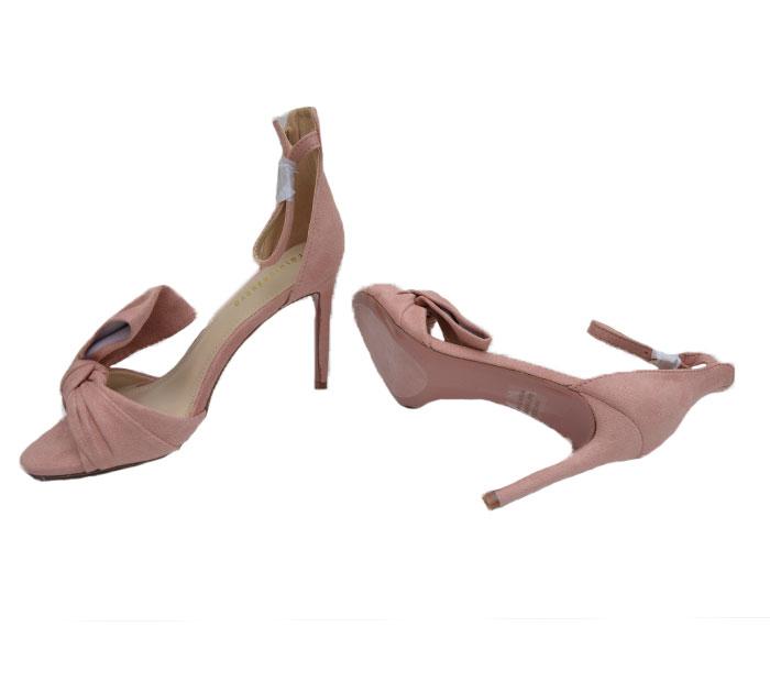 Sandálias Em Camurça