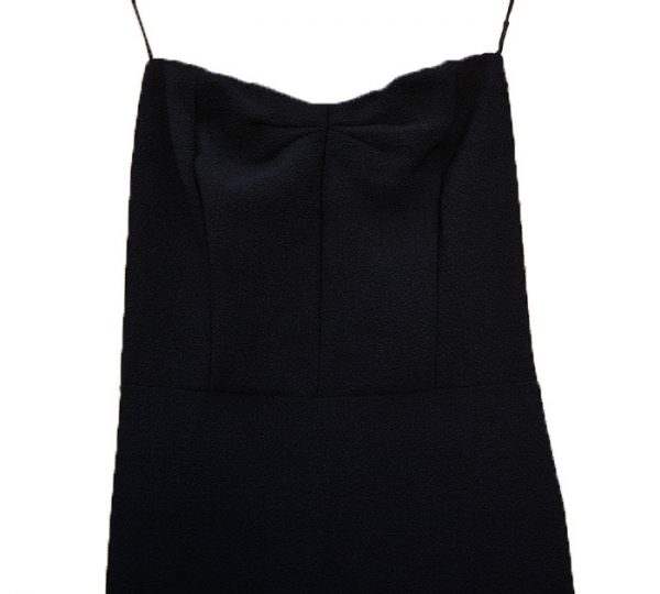 Vestido (Ombros Recortados)