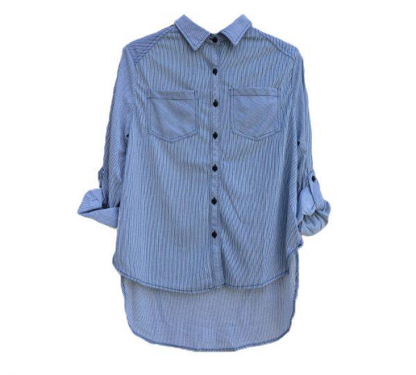 Camisa Em Listras
