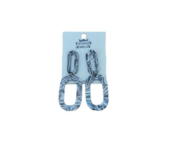Brincos (azuis)